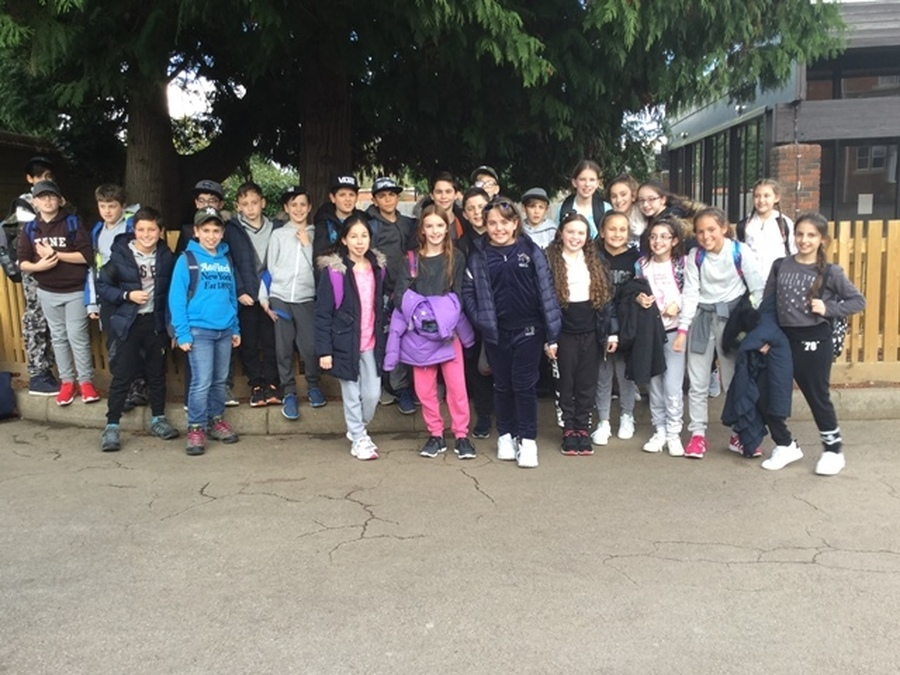 Year 6 at Kingswood November 2017