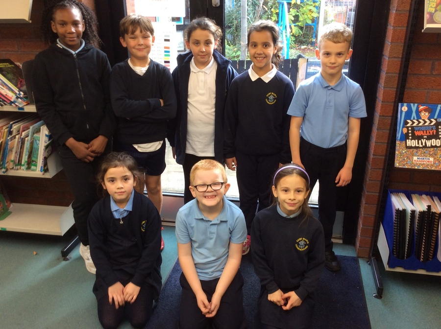 Key Stage 2 School Councillors