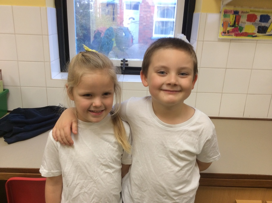 Year 1 School Councillors