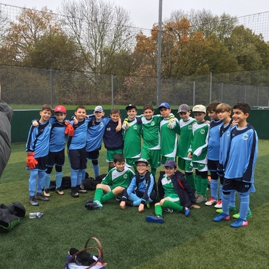 Boy's Football Tournament November 2017