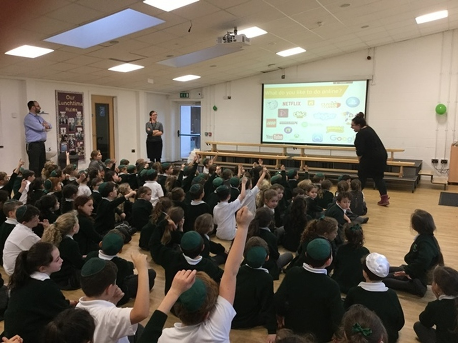 E-Safety Assembly November 2017