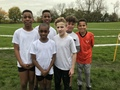 Boys Cross Country 2017/18