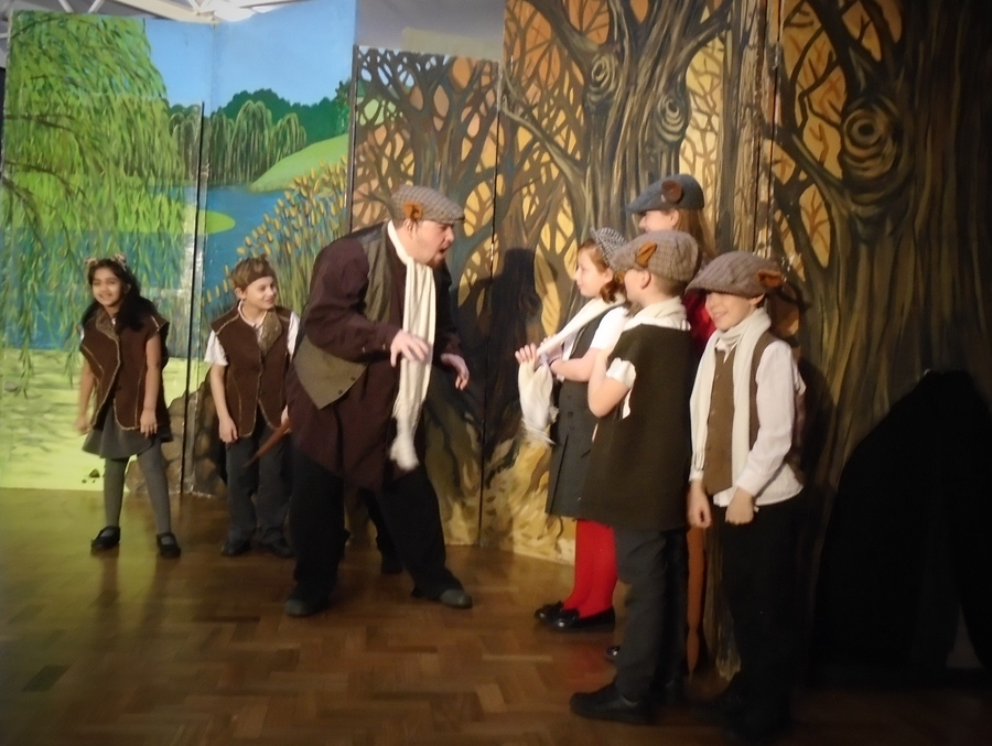 Wind in the Willows November 2017