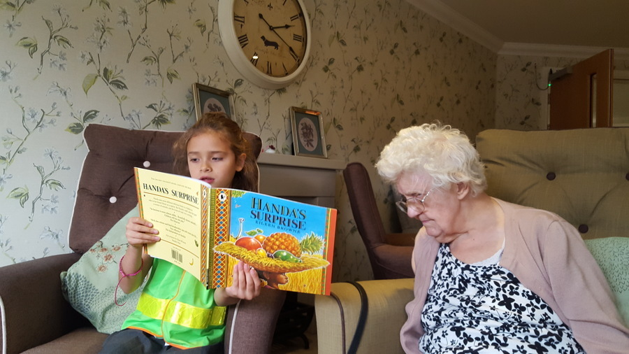 Roecliffe Readers