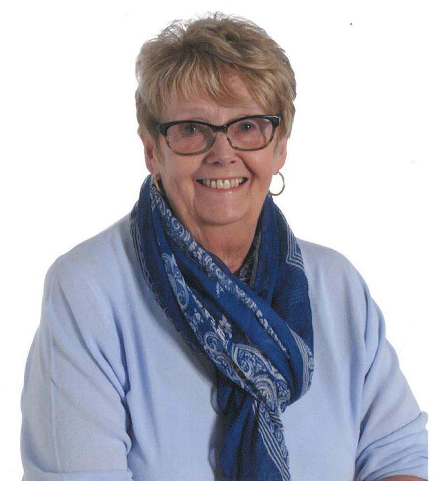 Mrs Wendy Scott