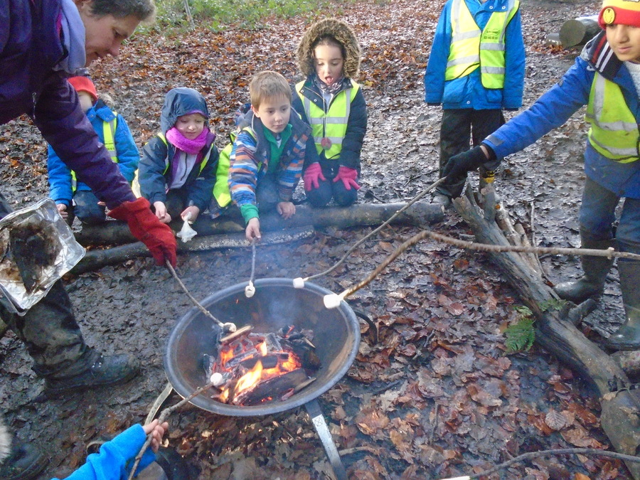 Malhamdale Forest School