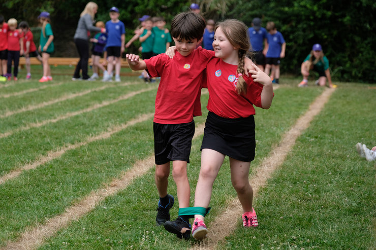 Sedgeberrow CofE First School - Sports Day