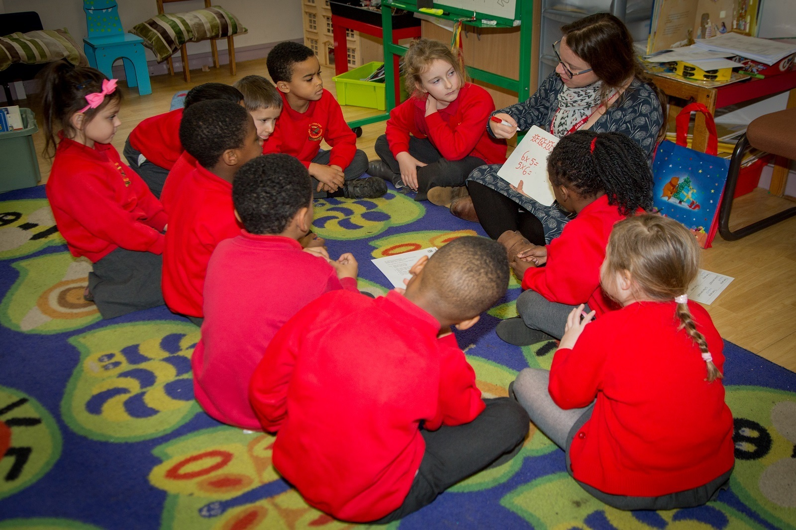 St Anne Line Catholic Infant School Nursery Home