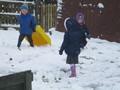 <p>Alex with his </p><p>snowplough</p>