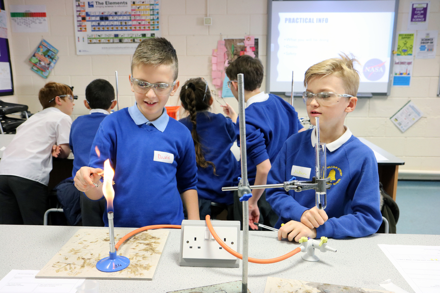 Science Taster session at Commonweal