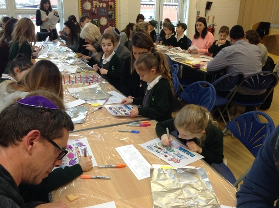 Chanukah Workshop December 2017