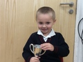 Gary - Having such a positive attitude to all his learning and always giving his best effort.