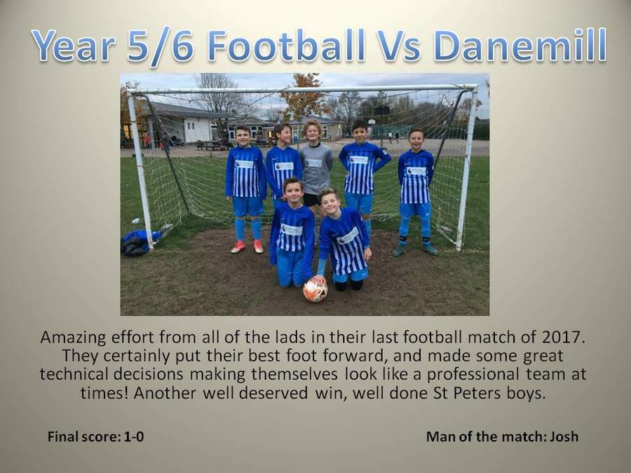 St Peter\'s C of E (A) Primary - Sports News