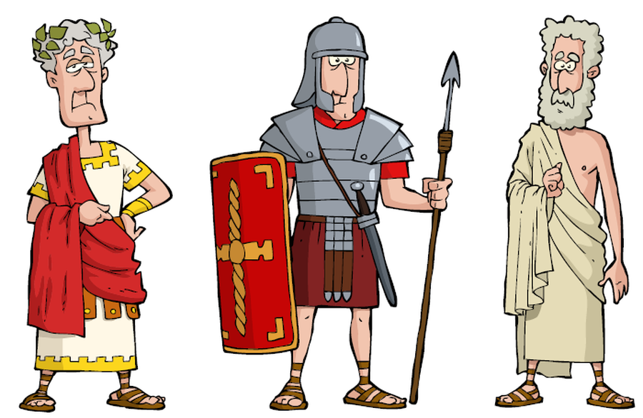 Romans - click on the image to discover what we have been doing as part of our topic