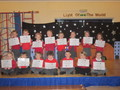 Year 1 received their Kidsafe certificates