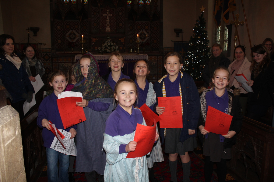 Whole School Christmas Church Service