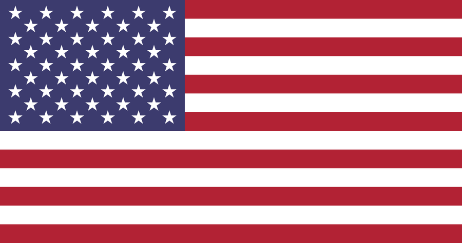 Click on flag to find out some interesting facts about the United States of America.