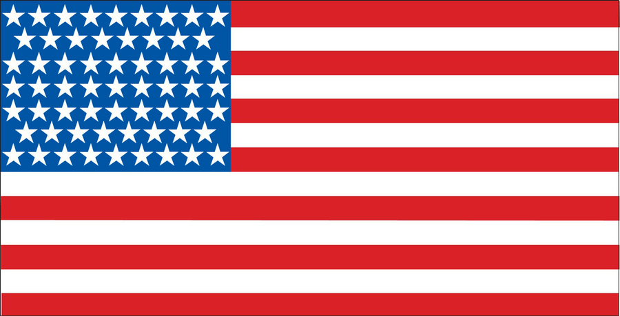 Click on the flag to find some interesting facts about the USA!