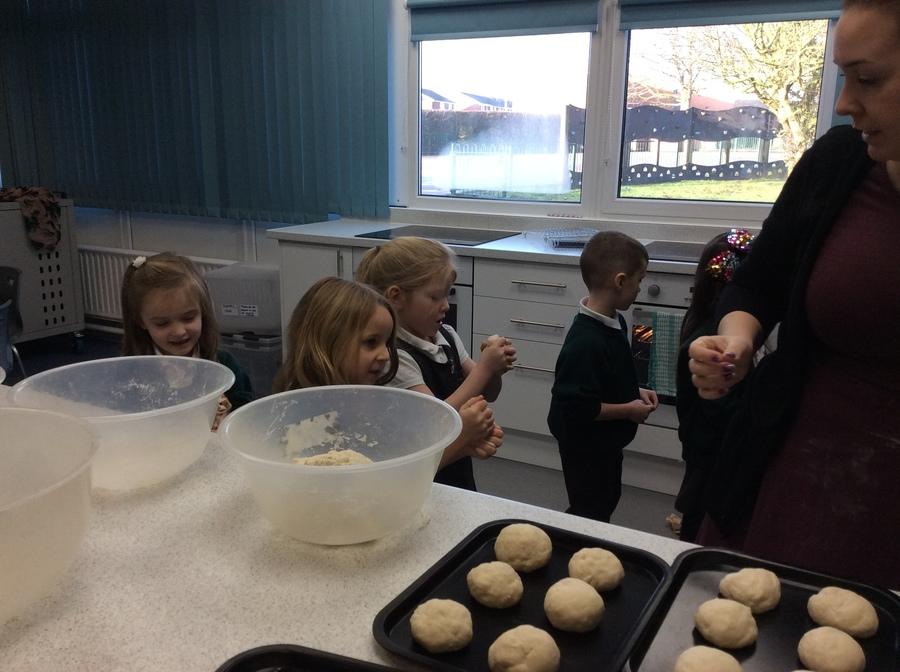 Baking bread!