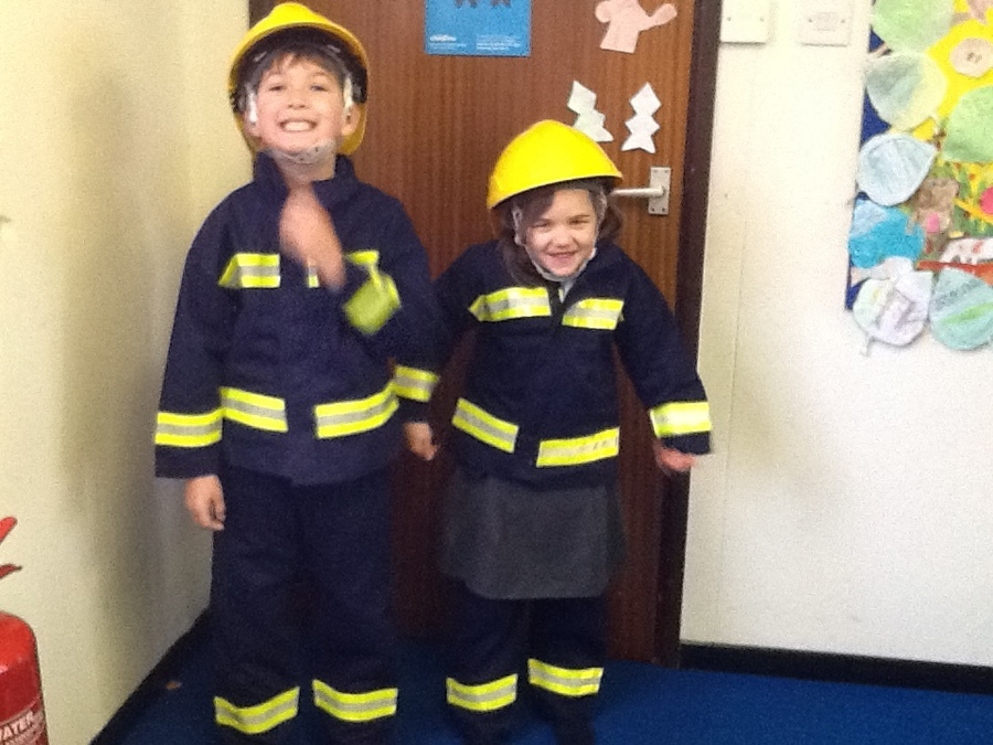 Fire & Rescue visit December 2018