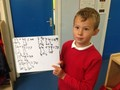 Some fantastic maths learning!