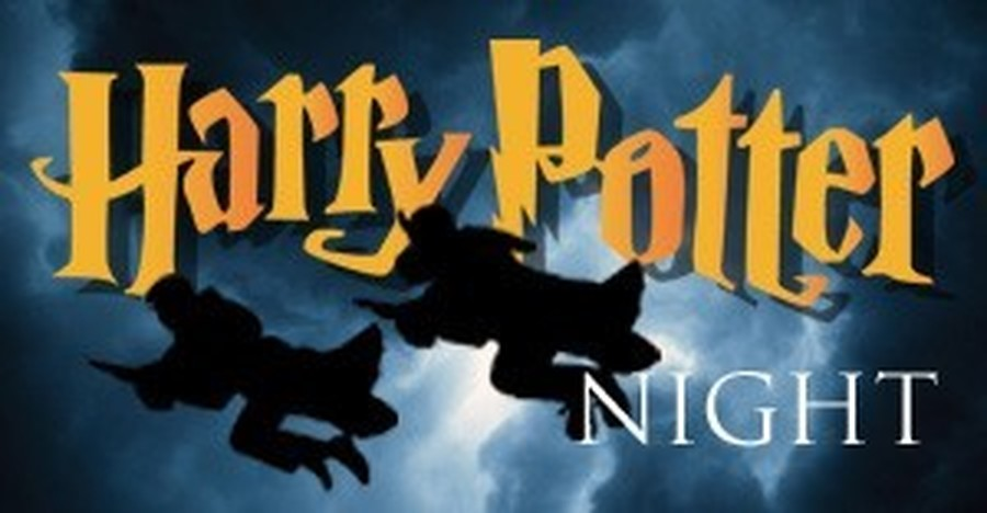 Harry Potter Book Night - Thursday 1st February @ The School from 5.30 to 8.30pm