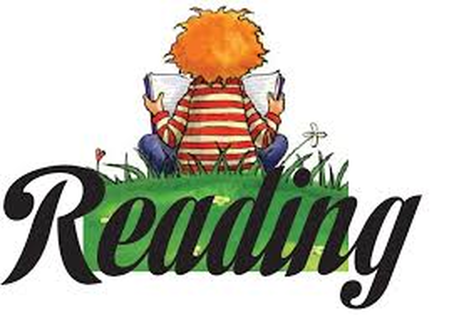 Click here to complete our reading survey