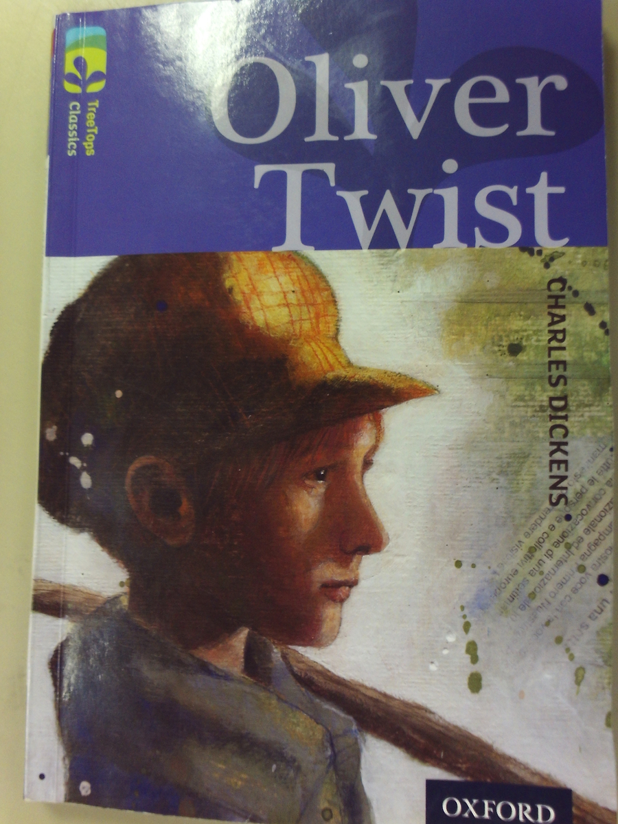 This half term our English lessons are based on 'Oliver Twist' by Charles Dickens.