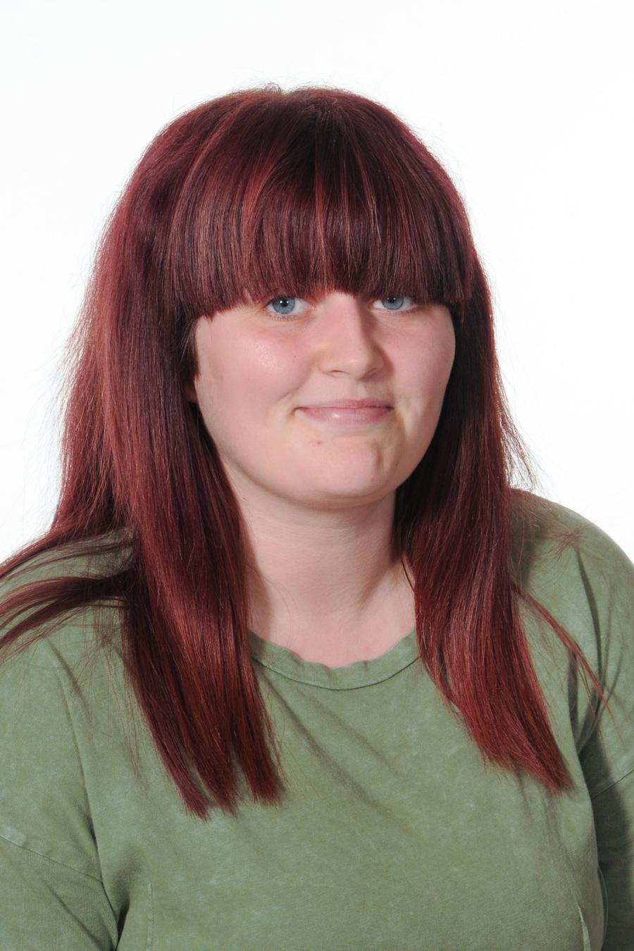 Georgina Rees-Harris; SNA
