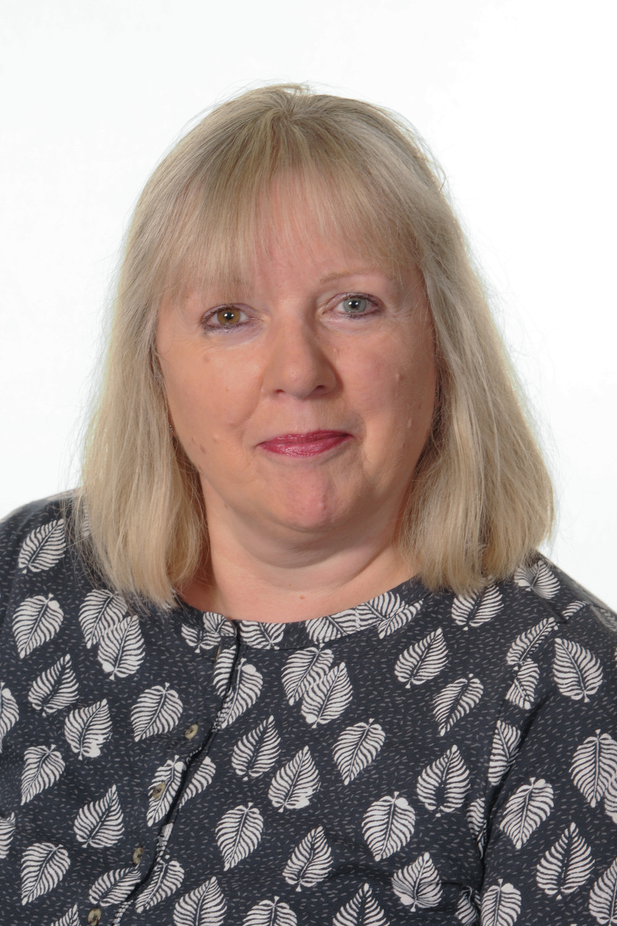 Helen Baker;  Admissions and  Admin Assistant