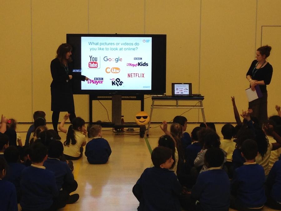 Starks Field Primary School - Computing