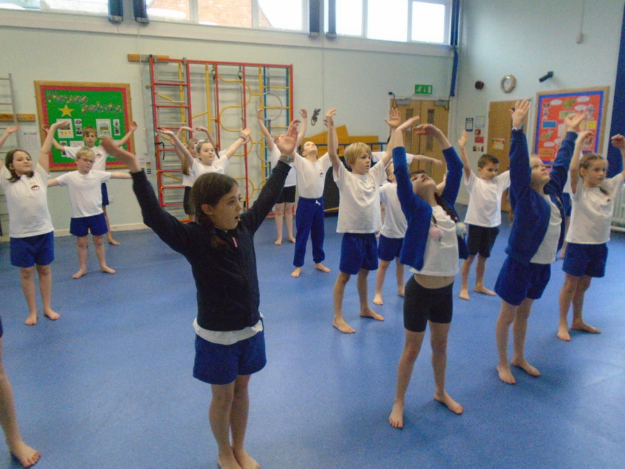 KS2 Dance Coaching
