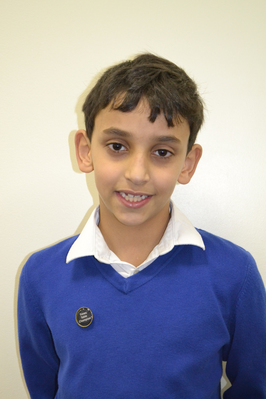 Well done Mohammed!