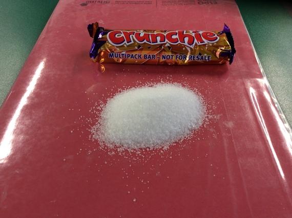 21g of sugar