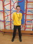 <p>George received his football award for doing </p><p>well in goals </p><p><br></p>