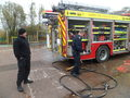 The Fire Brigade came to visit