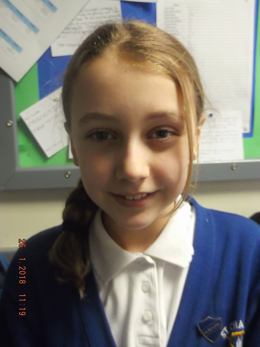 Meet our Head Girl - Isobel