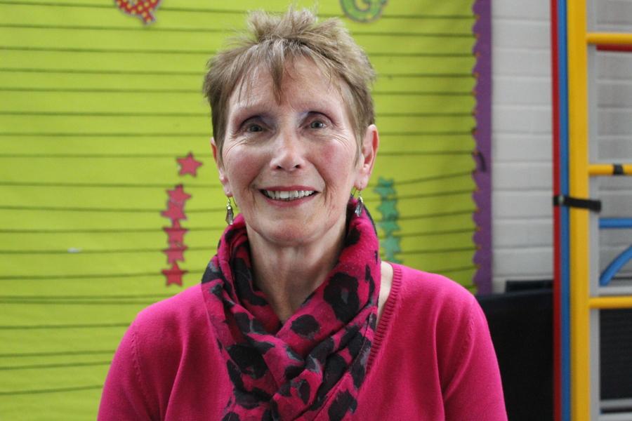Mrs Sue Beasley - Clerk