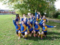 Yr 7 Girls <p>Football Team </p><p>4th in District</p>