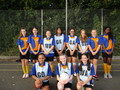 Yr 8 Girls Netball<p>District Runners Up</p>