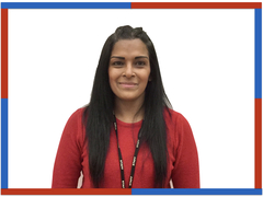 Mrs D Patel Teaching Assistant