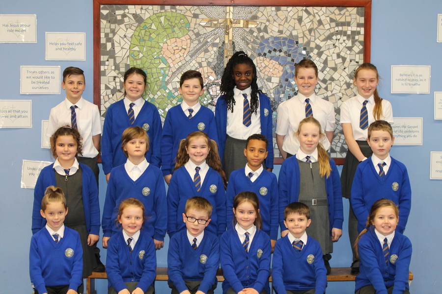 School Council 2017/2018