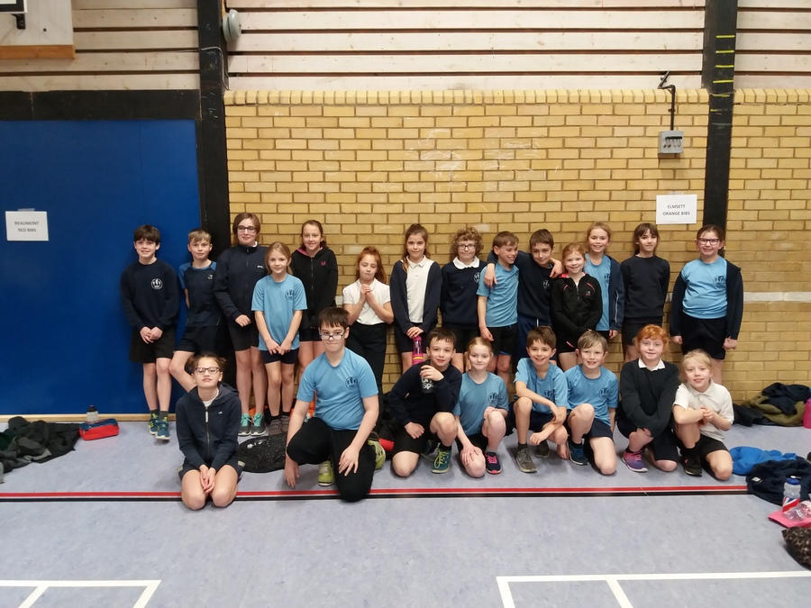 Owls Class had a fantastic time at the Hadleigh Pyramid Sportshall Athletics Competition on 31st January. They were delighted to come in 2nd place! Well done Owls!