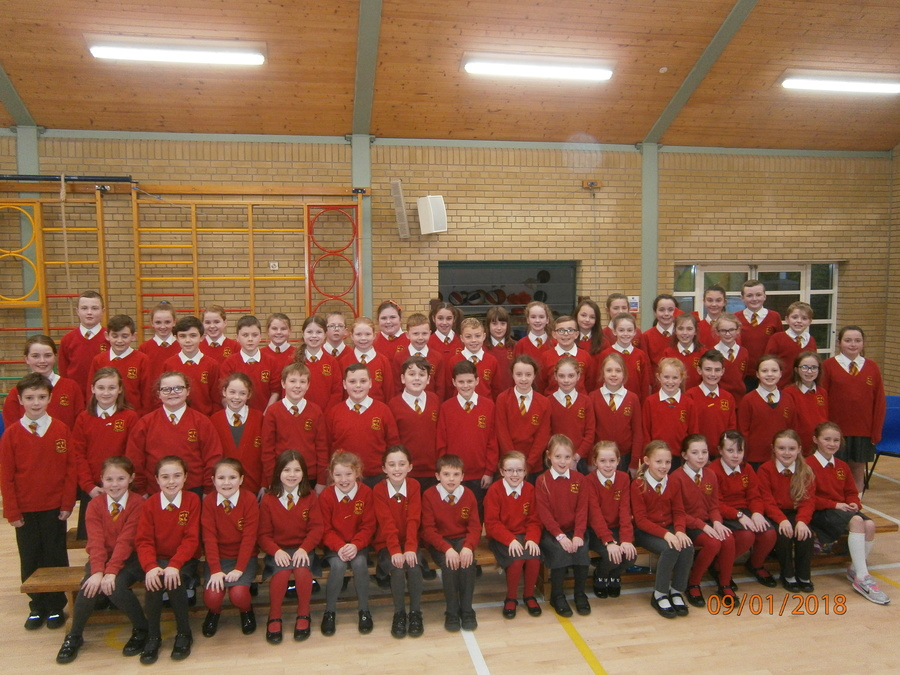 Our School are currently busy practising for the upcoming Peace Proms event.