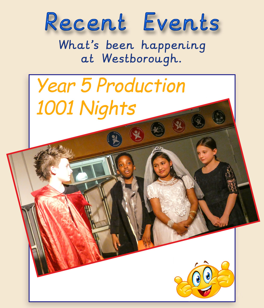 Photos of the Year 5 Production here.