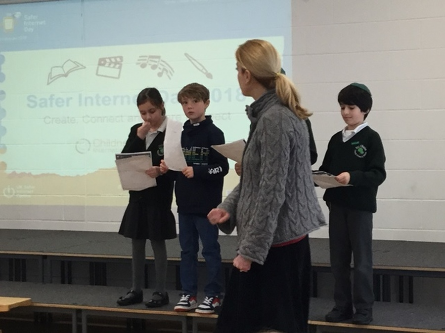 E-Safety Assembly February 2018