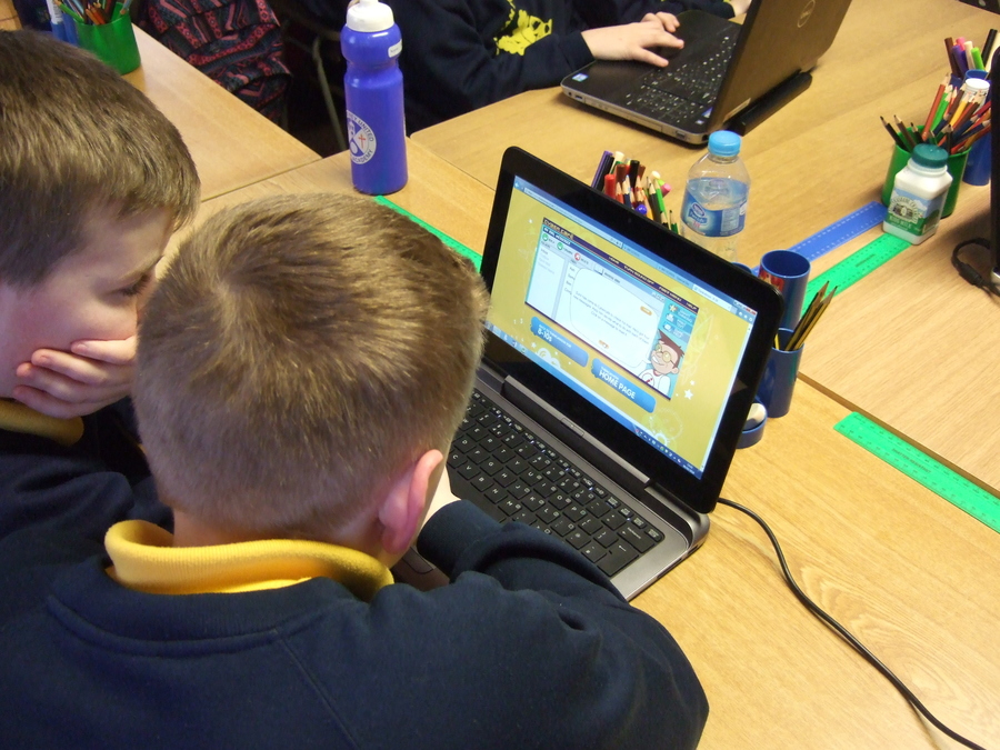 P6/7 Internet Safety Day