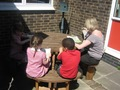 Group Reading with Miss Timms