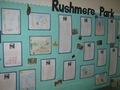 KS1 visited Rushmere Park
