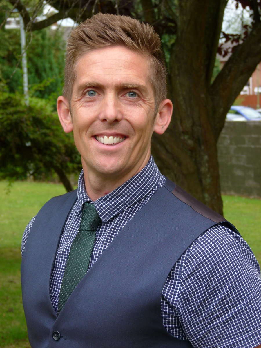 Mr Darren Campbell - Head Teacher